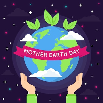 International mother earth day event theme