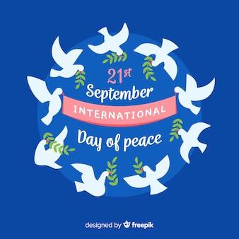 국제 평화의 날 배경