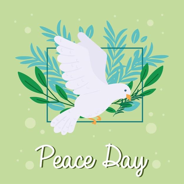 국제 평화의 날 카드