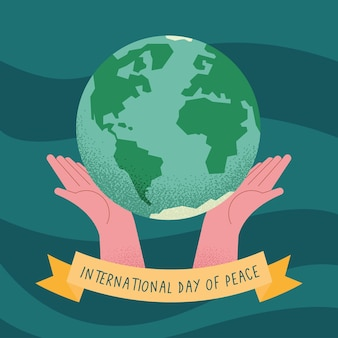 지구 행성과 국제 평화의 날