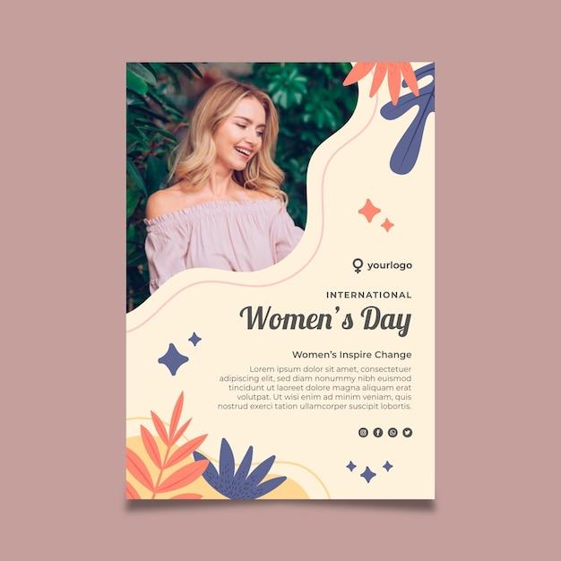 International women day a5 vertical
