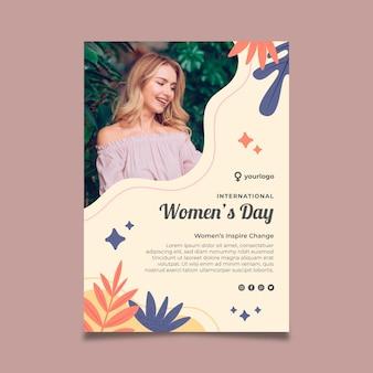 Verticale della giornata internazionale della donna a5