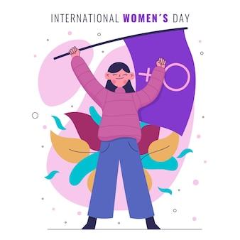 Дизайн мероприятий для международного женского дня