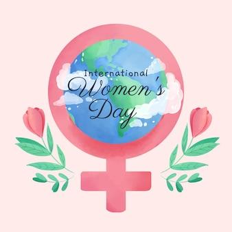 국제 여성의 날 이벤트 테마