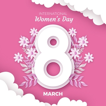 International women day event theme