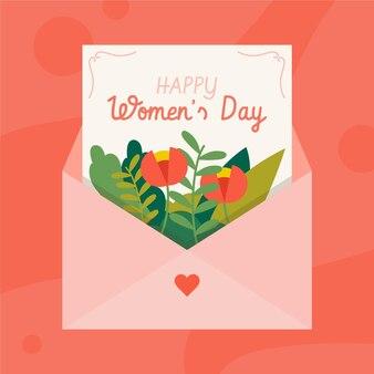 Международный женский день иллюстрация