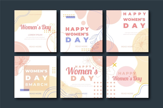International women day instagram posts
