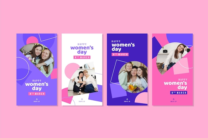 International women day instagram stories