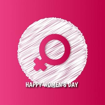 국제 여성의 날, 여성 상징 배경