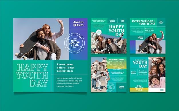 국제 청소년의 날 게시물 모음