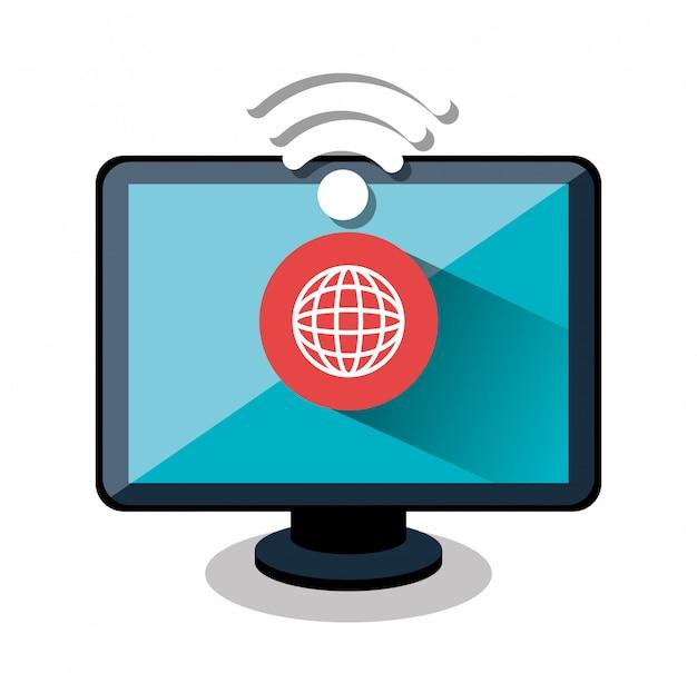 Internet communication  design
