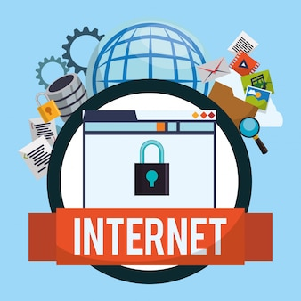 Internet, design