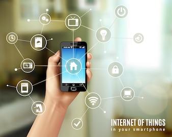 モノのインターネットの概念
