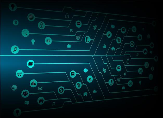 사물 인터넷 사이버 기술