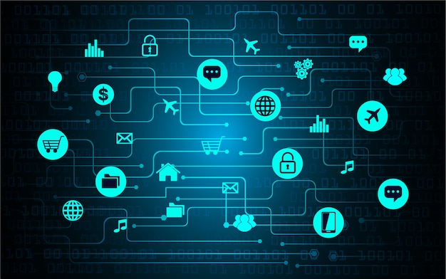 Internet of things cyber technology