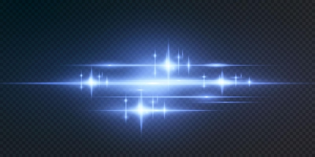 Представляем эффекты наборов неонового света