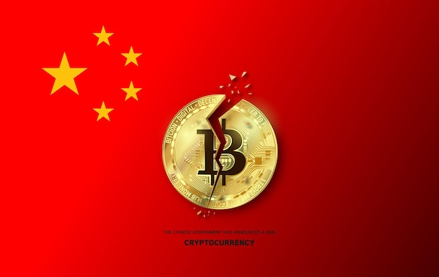 Investing and stock market concept  with crypto currency and  forex market. vector illustration
