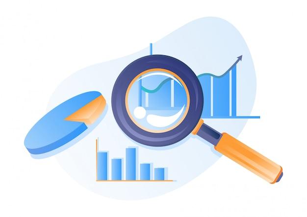 Investment finance illustration