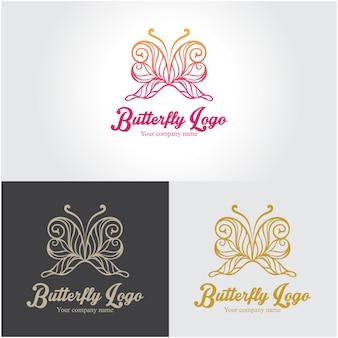 Бабочка iogo