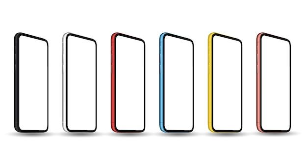 Смартфон прозрачный экран iphon style
