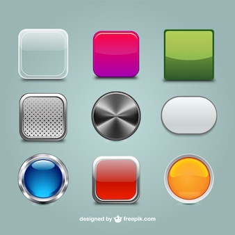 Iphone elements pack