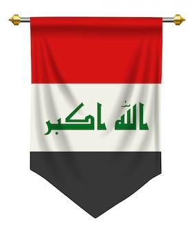 Iraq pennant
