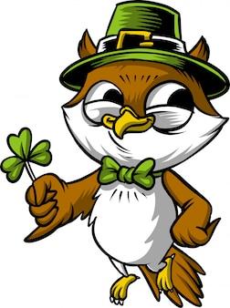Irish owl 02