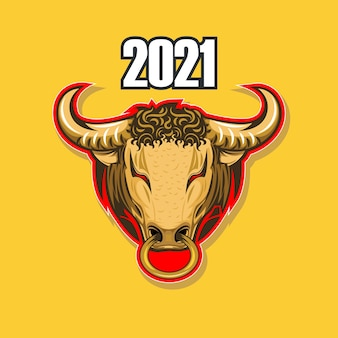 Is the year of the bull according to the eastern calendar.