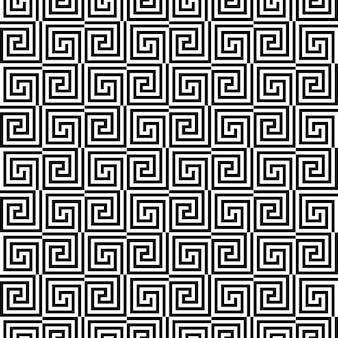 Islamic art greek key arabic seamless geometric texture