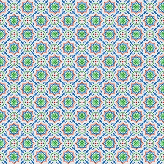 Islamic geometric pattern with vintage style.