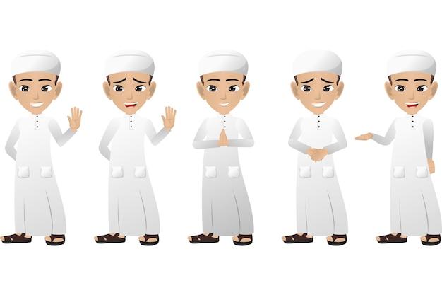 Islamic male