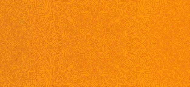 Islamic new year pattern background