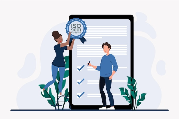 Сертификация и проверки iso 9001