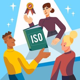 Концепция сертификации iso
