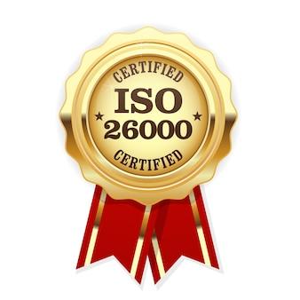 Iso標準ロゼット-社会的責任