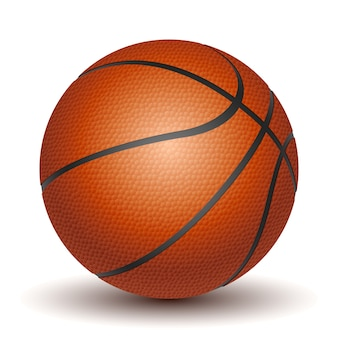 Isolate basketball