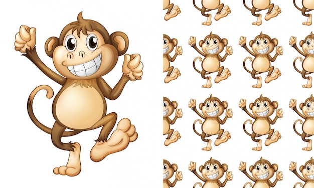 Monkey Vectors, Photos and PSD files | Free Download