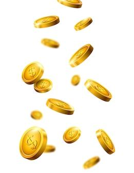 孤立した銀行通貨。