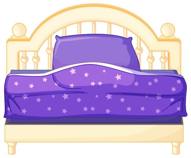 Изолированная кровать