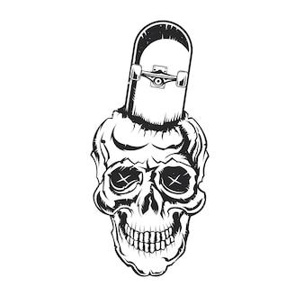 Isolated illustration