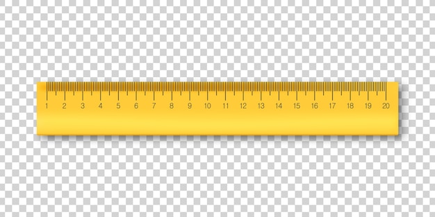 Isolated ruler