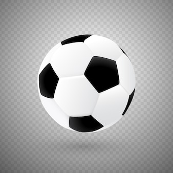 Isolated vector Soccer Ball