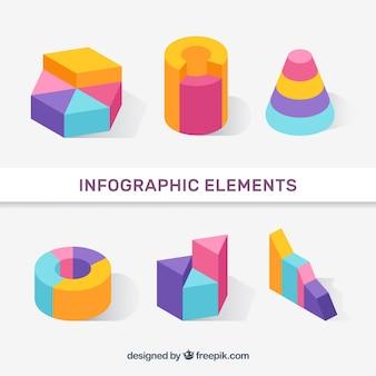 Isometriс 인포 그래픽 요소
