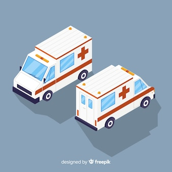 Isometric ambulance concept