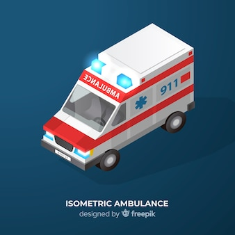 Isometric ambulance