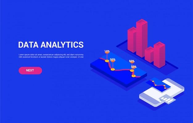 Isometric analytics