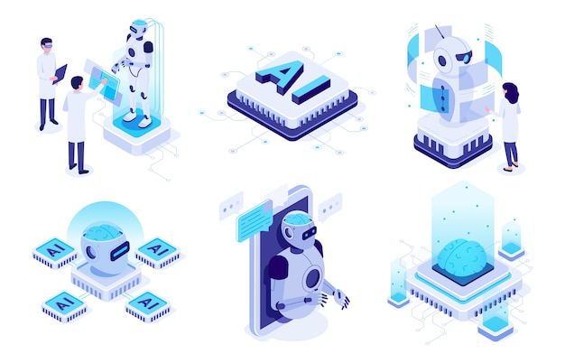 Isometric artificial intelligence.