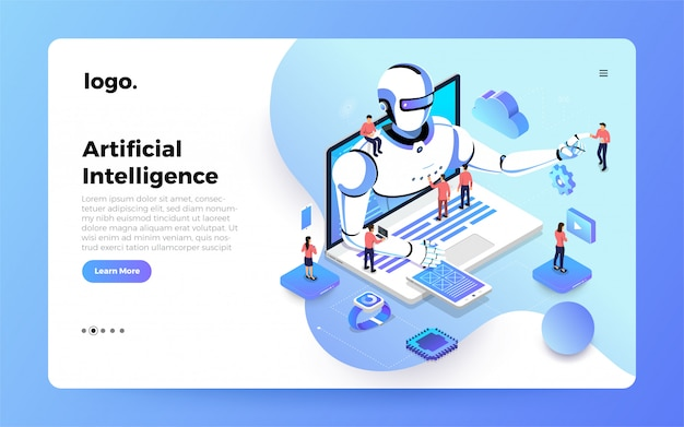 Isometric artificial intelligence