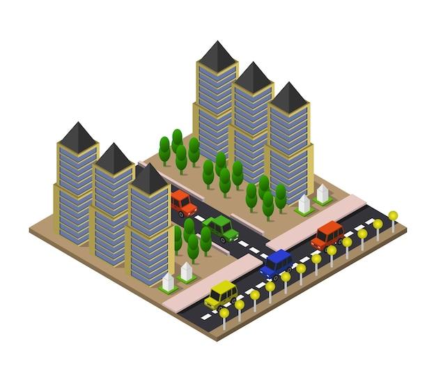 等尺性都市