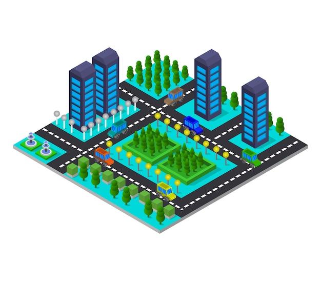 Città isometrica